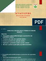 CURS  Acvacultura