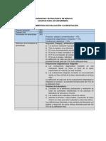 Criterios de Evaluación ENF03S 19-3