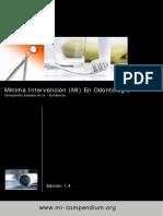 MINIMA INTERVENCION EN ODONTOLOGIA.pdf
