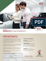 290118 Manual Garantia Kia
