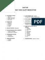 Daftar Obat Ham Akrilik