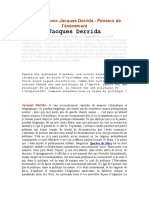 Jacques Derrida_Interview on the Event