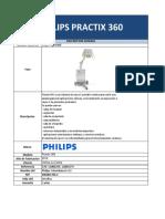 RX PORTATIL_ PRACTIX 360_PHILIPS HOJA DE VIDA.pdf