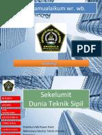 Civil Engineering Formula