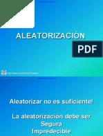 Aleatorizacion
