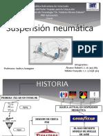 Sistema de Suspencion Neumatica Exposicion