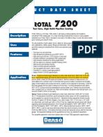 Denso-Protal-7200 Rev- 1607.22