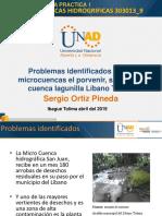 Primera Presentacion Cuenca Lagunilla y Porvenir
