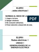 Redes eléctricas I Clase 1.pdf