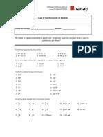 Guía 2 Transformación de unidades.pdf