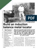 Detector Balance Induccion.