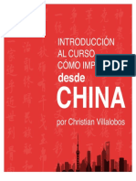eBook Introduccion Curso Importar Desde China