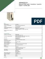 Logic Controller - Modicon M258_499NMS25101