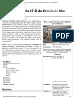 Museu Da Polícia Civil Do Estado de São Paulo – Wikipédia a Enciclopédia Livre