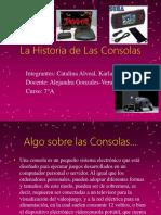 La Historia de Las Consolas