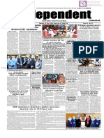 Daily Independent Islamabad - 21-05-2019