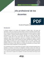 06. Desarrollo Profesional de Los Docentes - M4_Hill2_NdC