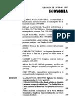 Empleo, Salarios Reales y Producto 1970-1995