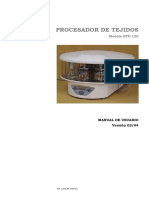procesador de tejidos