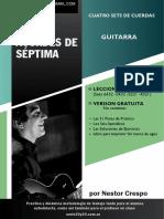 GUITARRA - Acordes de 7ma. (Sin pistas de práctica ni soluciones).pdf