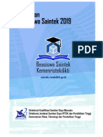 Pedoman Beasiswa SAINTEK 2019_final