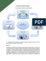 Ejemplo del proceso administrativo