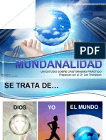 Mundanalidad I
