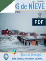 Copos de Nieve Nro 55 Mayo 2019