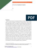Pedro Nocera - Mosses Hess y La Accion en El Hegelianismo de Izquierda