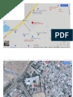 Planos y Mapa Escuela Tecnica