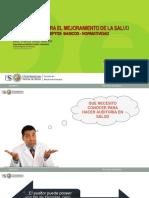 6° Auditoria Calidad Salud SPIV USS 2019-I