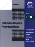 ASM - Electrical and Magnetic Properties of Metals