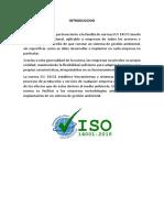 NORMAS ISO 45001 Y 14001