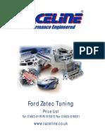 Zetec Brochure 2007