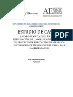 Estudio de Caso Itasa-1