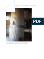 Calderas de Biomasa Para Aceite Termico