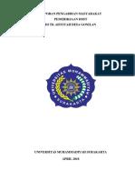 Pertemuan Ke-5 Perhitungan Dan Pengkategorian Status Gizi (1)