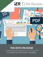 2019 Cpa Exam