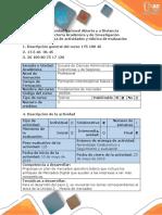 Guía de Actividades y Rúbrica de Evaluación - Paso 4 - Aplicar Los Conocimientos de Las Unidades 1 y 2 en La Propuesta de La Mezcla de Mercadeo