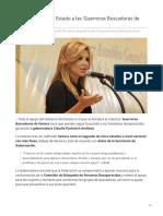 14-05-2019 Todo El Apoyo Del Estado a Las Guerreras Buscadoras de Sonora CPA-Expreso