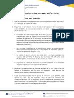 El Carmen Reglas Para Participar en El Programa Misión (1)