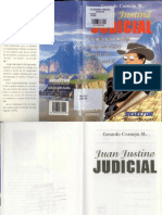 Cornejo, Gerardo - Juan Justino Judicial (1996)