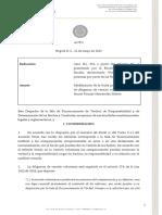 Auto cambio de fecha de reanudación de version v de SPS