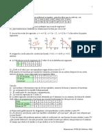 Practica de Regresion y Correlacion