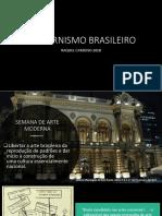18. Modernismo Brasileiro