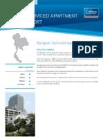Bangkok Serviced Apartment Q3 2010