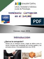 Exposicion Corrupción en El Saime