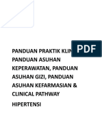 10. Clinical Pathway (Hipertensi)