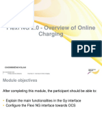 FNG20 SA Overview of Online Charging