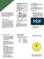 RSGM Leaflet Hepatitis b